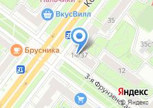 Компания «Детский сад №2172» на карте