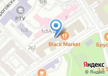 Компания «Black Market» на карте