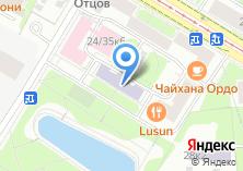 Компания «Российское общество социологов» на карте