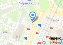 Компания «Станция Бульвар Дмитрия Донского» на карте
