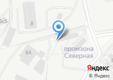 Компания «Строймонолит» на карте