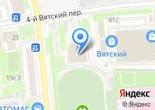 Компания «Савеловская» на карте