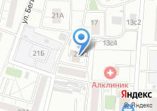 Компания «Территориальный центр социального обслуживания №10» на карте