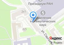 Компания «Playtennis» на карте