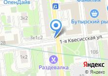 Компания «Oflora» на карте