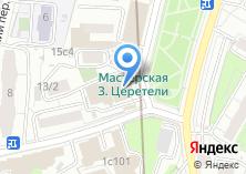 Компания «Московский государственный техникум технологии» на карте