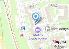 Компания «ТехноСтайл» на карте
