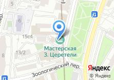 Компания «Московский музей современного искусства» на карте