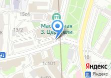 Компания «Георгиевское подворье» на карте