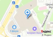 Компания «ОлимпТелеком» на карте