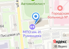 Компания «СПОРТКОМПЛЕКС» на карте