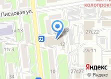 Компания «ЗНАК» на карте