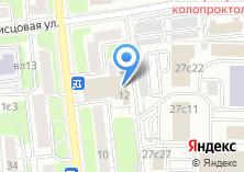 Компания «Quick-mix» на карте