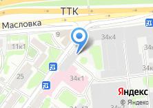Компания «Машиностроительное производственное объединение им. И. Румянцева» на карте