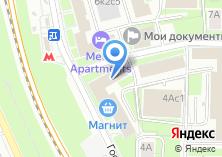 Компания «Паритекс» на карте