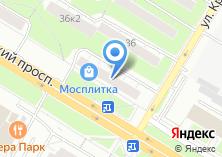 Компания «Плиткамакс» на карте