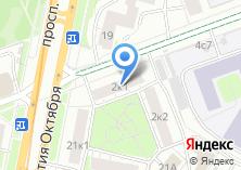 Компания «Гав» на карте