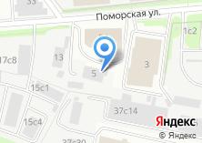 Компания «Круглосуточная служба эвакуации автомобилей» на карте