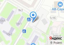 Компания «SafeMarket» на карте