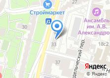 Компания «Мастерская по ремонту ювелирных изделий на ул. Плющиха» на карте