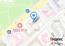 Компания «Посольство Социалистической Республики Вьетнам» на карте