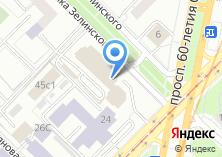 Компания «ЛВН-Менеджмент» на карте