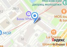 Компания «Аптечный пункт №1199» на карте