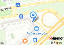 Компания «Нэксклюзив» на карте