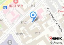 Компания «Петромир» на карте