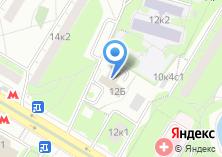 Компания «Муниципалитет внутригородского муниципального образования Зюзино» на карте