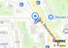 Компания «Латвел-М» на карте