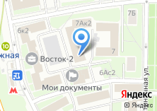 Компания «ЛОТОС-МАРКЕТ» на карте