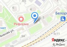 Компания «Печатный Элемент» на карте
