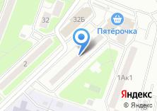 Компания «ПАФЭС» на карте