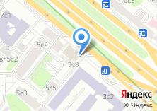 Компания «ФЭСКО» на карте
