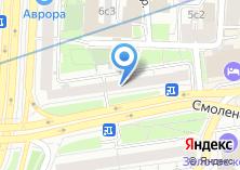 Компания «Ваджра» на карте