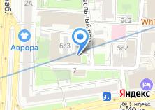 Компания «ЛОРУС» на карте