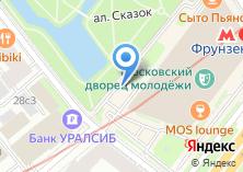 Компания «Донер-Кебаб» на карте