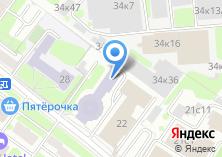 Компания «Государственное училище циркового и эстрадного искусства им. М.Н. Румянцева (Карандаша)» на карте