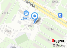 Компания «Магазин товаров для рукоделия на ул. Каховка» на карте