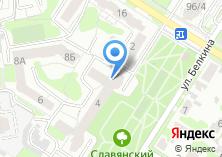 Компания «Белкина-4Б» на карте