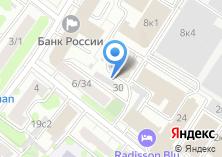 Компания «Vital Partners» на карте