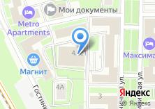 Компания «Макситорг» на карте