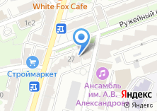 Компания «xarizma-event» на карте