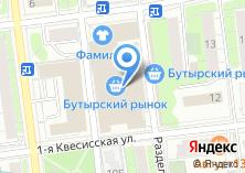 """Компания «ООО """"Сити-Багет"""" - багетная мастерская» на карте"""