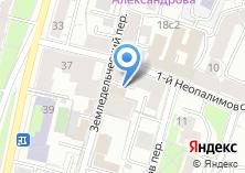 Компания «КБ Развитие» на карте
