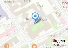 Компания «Главное военное следственное управление Следственного комитета Российской Федерации» на карте