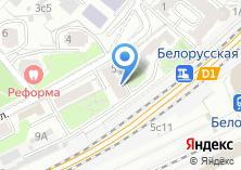 Компания «Электроник Восток» на карте