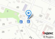 Компания «Киоск по продаже овощей и фруктов» на карте