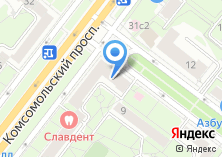 Компания «Диза-Куафюр» на карте